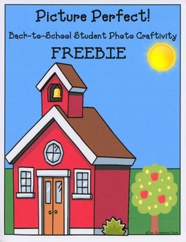 Picture Perfect! Back-to-School Photo Craftivity