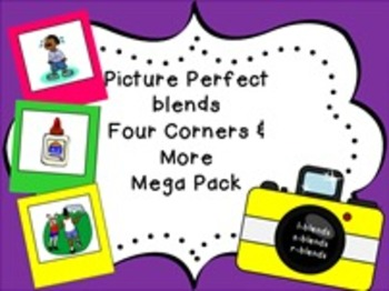 Picture Perfect Blends Four Corners & More Mega Pack