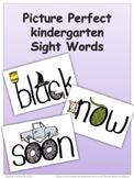 Picture Perfect Kindergarten Sight Words