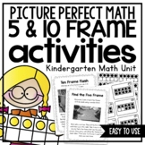 5 and 10 Frame Activities Numbers 0-10