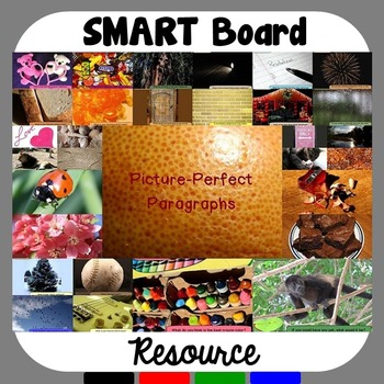 Picture Writing Prompts - 30 Weeks of Writing Prompts for the SMART Board