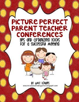 Picture Perfect Parent Teacher Conferences