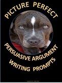 Picture Perfect Persuasive Argument Writing Prompts Distan