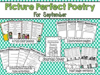 Picture Perfect Poetry for September