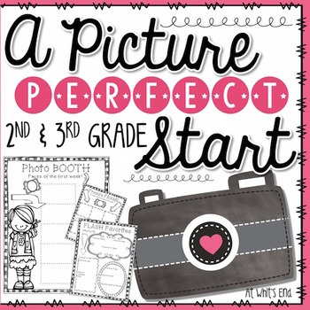 Picture Perfect Start: Second & Third Grade {Back to School Book}