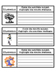 Picture Perfect Subjects and Predicates 7up Sentence Illus