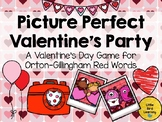 Picture Perfect Valentine's Party Game for Orton-Gillingha
