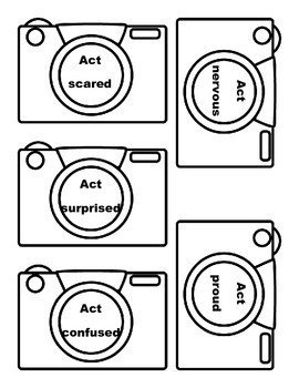 Picture Perfection: Dramatic Play and Writing Activity for Picture Day