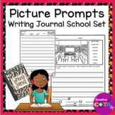 Picture Prompt Journal Pages School