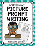 Picture Prompt Writing Grades 3 and 4