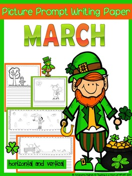 picture prompts March