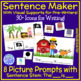 Picture Prompt Writing with Visual Supports for Autism Unit or Early Elementary