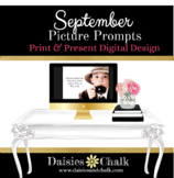 September Picture Writing Prompts - Print & Present Design