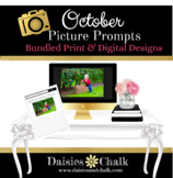 October Bundled Picture Prompts