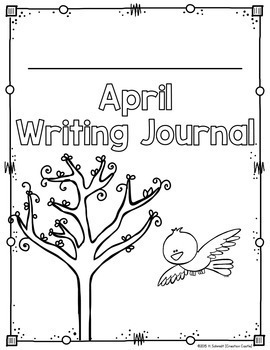April Writing Picture Prompts