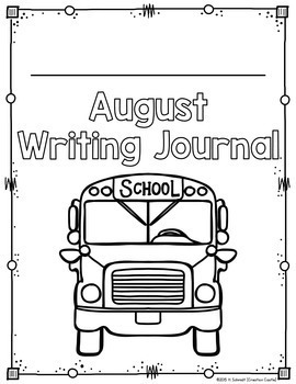 Picture Prompts for August Writing