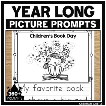 Picture Prompts Bundle - Primary Lines