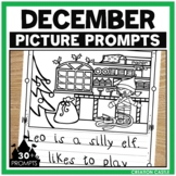 Picture Writing Prompts for December