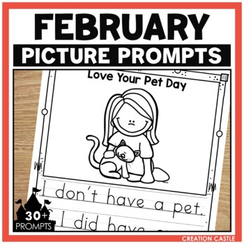 Picture Prompts - February