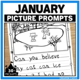 January Writing Picture Prompts