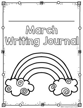 Picture Prompts for March Writing
