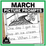 Picture Writing Prompts for March