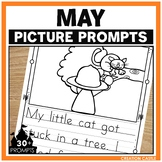 Picture Writing Prompts for May
