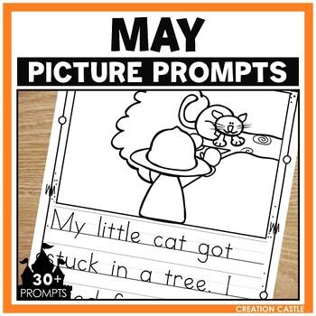 Picture Prompts - May