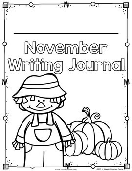 November Writing Picture Prompts