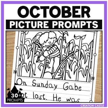 Picture Prompts for October Writing