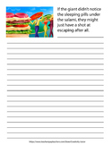 Picture Prompts V4-creative story writing prompts in flexi