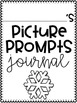 NO PREP Picture Prompts- Winter and Holiday Themed Creative Writing Prompts