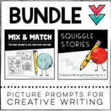 Picture Prompts for Creative Writing: BUNDLE!