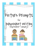 Picture Prompts for Writing {Set 1}