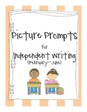 Picture Prompts for Writing {Set 2}