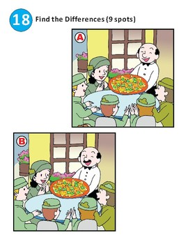 Picture Puzzle Games: Find the Differences, Maze, Find Identical Images