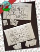 Christmas  Winter Holiday Multiplication / Division Pictur