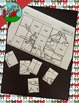 Christmas Winter Holiday Addition / Subtraction Picture Puzzle