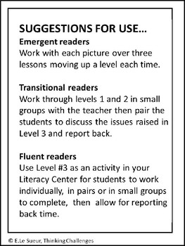 Picture Reading Strategies that work.