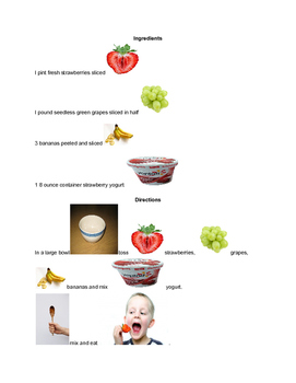 Picture Recipe Fruit Salad