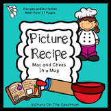 Cooking Picture Recipe Visual Recipe Single Serving