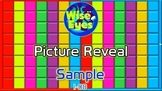 Picture Reveal Game ~ Sample ~ PowerPoint Slideshow ♥ Wise Eyes