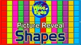 Picture Reveal Game ~ Shapes ~ PPT