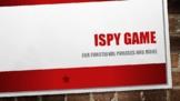 Picture Scene I-Spy