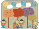 Picture Scenes {Speech & Language Carryover/Barrier Activity} Fall/Halloween
