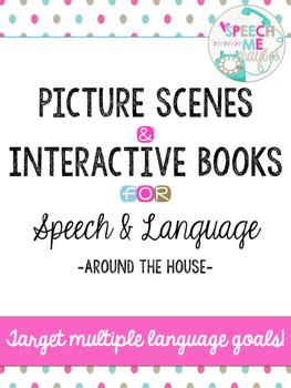 Picture Scenes and Interactive Books