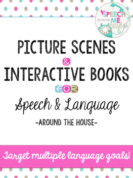 Picture Scenes and Interactive Books
