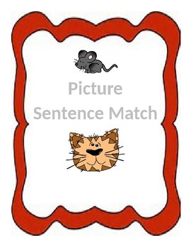 Picture Sentence Math