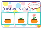 Picture Sequencing for Kindies
