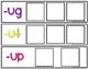 Picture Short ~ Short U Word Family Words